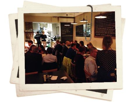 רחוב גריק 10 - מסעדה בסוהו בלונדון