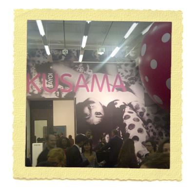 Tate Modern - Yayoi Kusama