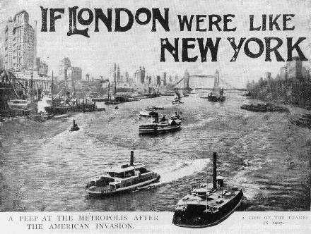 אם לונדון היתה ניו יורק