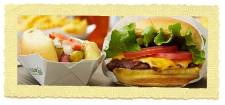 המבורגר בלונדון וניו יורק - מסעדות בחוץ לארץ