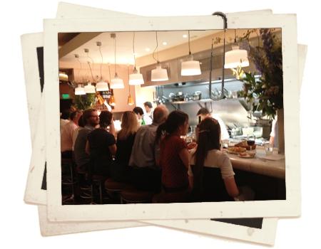 בוקה די לופו - מסעדה איטלקית טאפאסית בלונדון