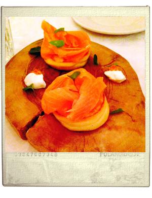 מסעדה לונדון בוני גאל - דגים