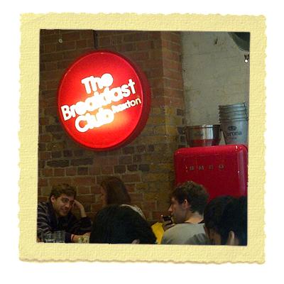 Breakfast Club Shoerditch
