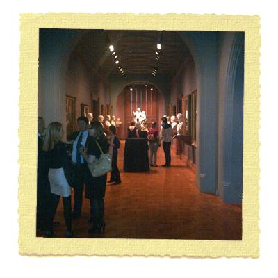 תערוכות לונדון גלריית הפורטרטים הלאומית