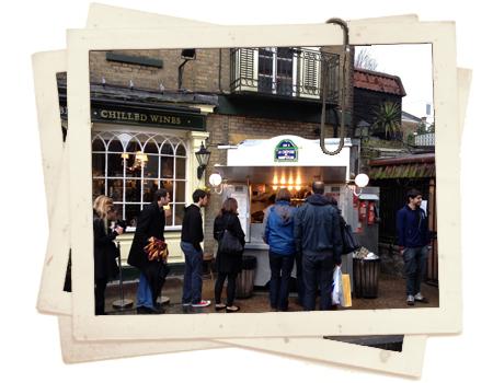 מסעדות בלונדון במפסטד