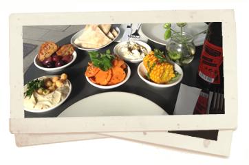 אוכל ישראלי בלונדון