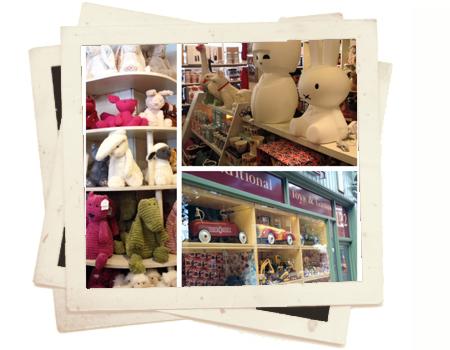 חנויות צעצועים בלונדון