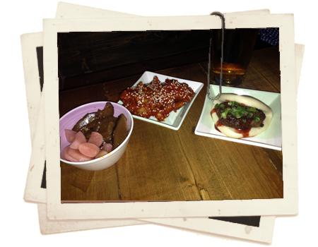 אוכל אסייתי בלונדון - מועדונים וברים