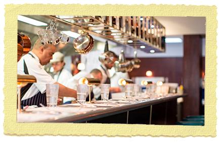 מחניודה מסעדה בלונדון
