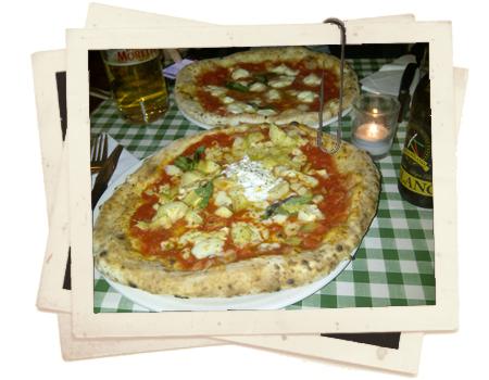 פיצה פילגרימס סוהו לונדון אנגליה מסעדות