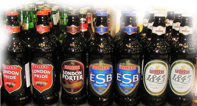 בירה בלונדון - פולר'ס
