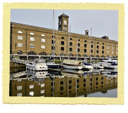 מקומות תיירותיים בלונדון - על התמזה