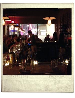 Spuntino מסעדה בלונדון