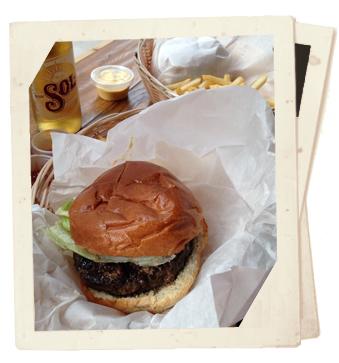 מסעדת המבורגרים בלונדון - אוקספורד סטריט