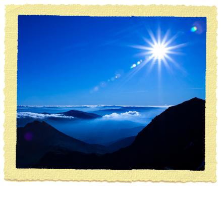 פסגת הר סנודון בוויילס - טיולים בבריטניה