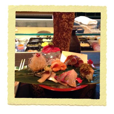 סקירת מסעדות יפניות בלונדון