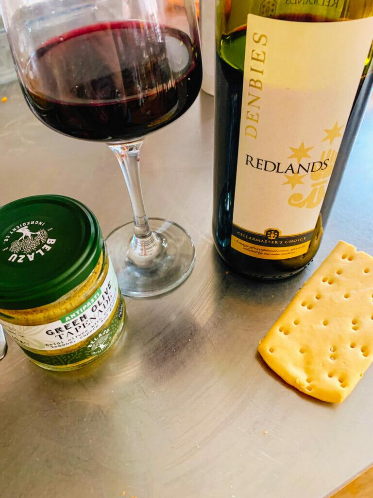 יין אדום אנגלי - יש דבר כזה